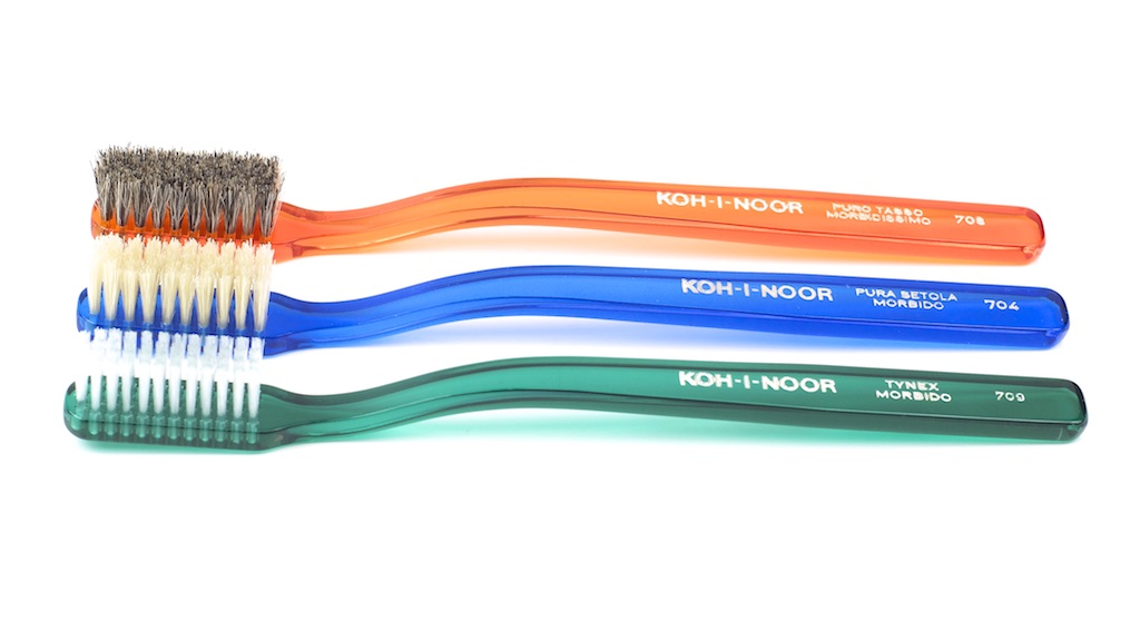 Koh I Noor Brushes From Italy